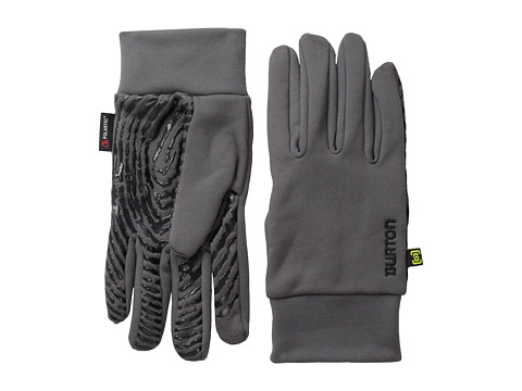 Burton - Powerstretch Liner (Heathers) Extreme Cold Weather Gloves
