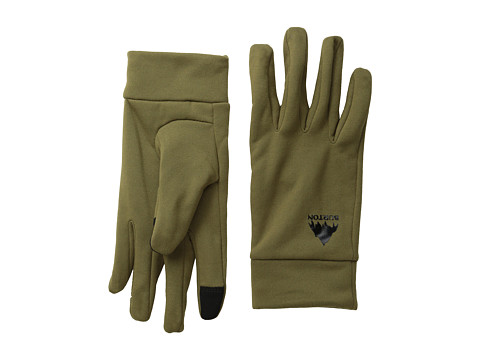 Burton - Screen Grab Liner (Hickory) Extreme Cold Weather Gloves