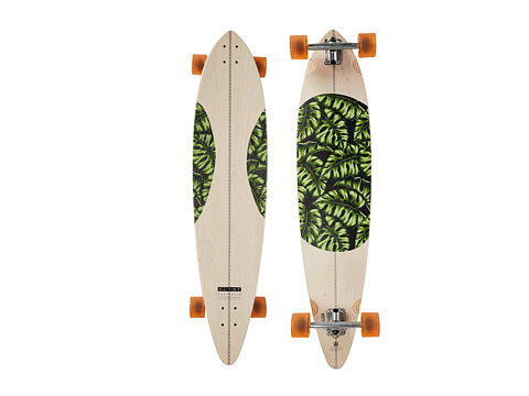 Globe - Monstera Pintail (Natural/Monstera) Skateboards Sports Equipment