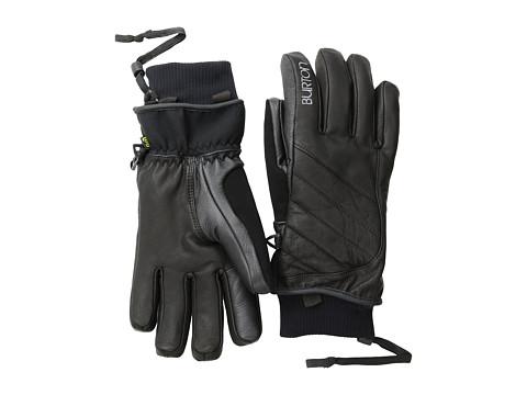 Burton - Favorite Leather Glove (True Black 2) Snowboard Gloves