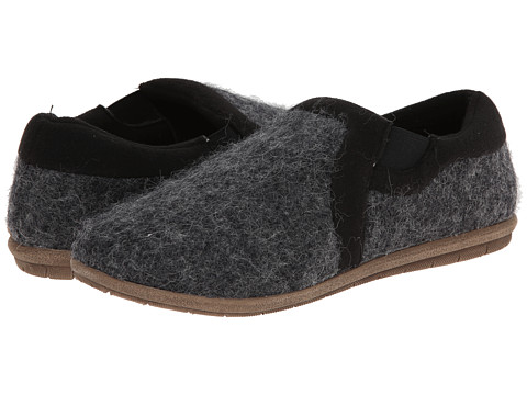 Foamtreads - Benton (Grey) Men's Slippers