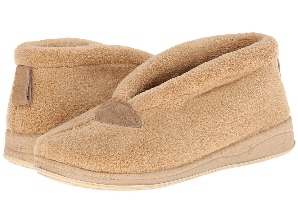 Foamtreads - Cashmere (Champagne) Women's Slippers