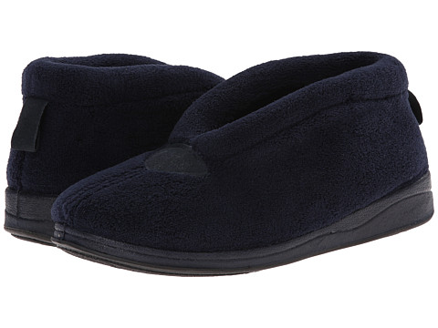 Foamtreads - Cashmere (Navy) Women's Slippers