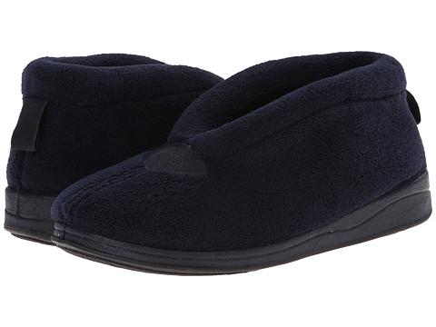 Foamtreads - Cashmere (Navy) Women's Slippers