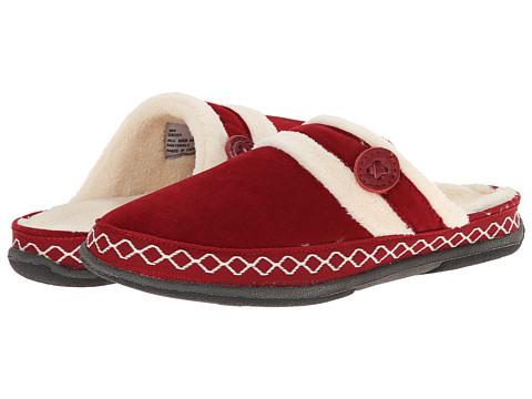Foamtreads - Savoy (Burgundy) Women's Slippers