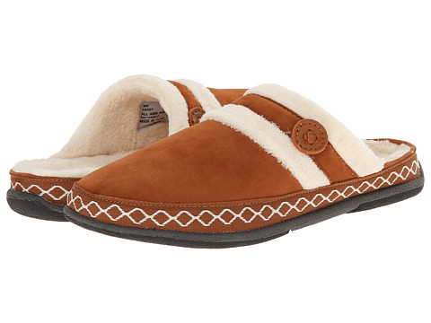 Foamtreads - Savoy (Tan) Women's Slippers