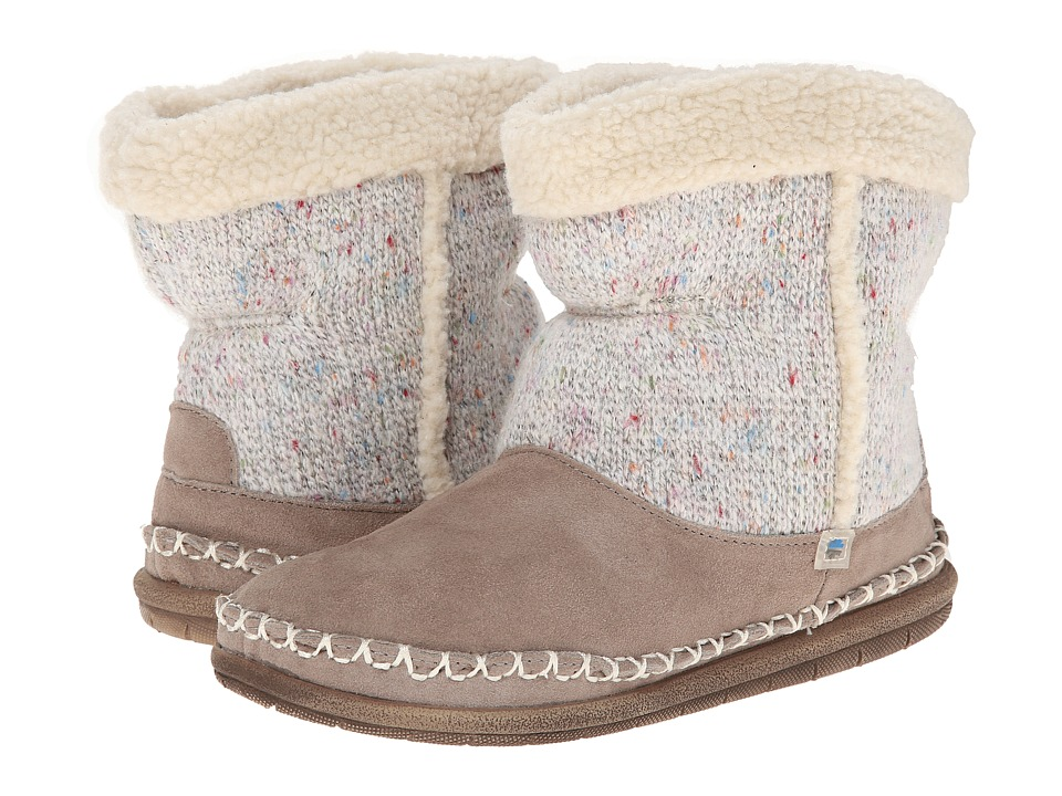 Foamtreads - Alpine Ft (Grey) Women's Slippers
