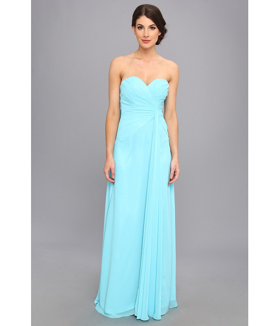 Faviana - Strapless Sweetheart Dress 6428 (Tiffany Blue) Women's Dress