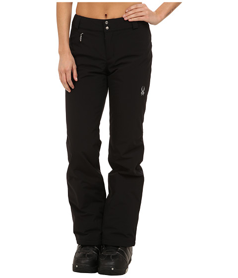 Spyder - Winner Athletic Fit Pant (Black) Women's Outerwear