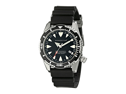 Momentum by St. Moritz - M30 Automatic (Black Rubber) Watches