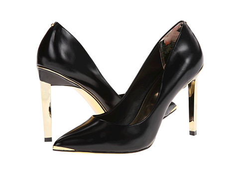 Ted Baker - Elvena (High Black Shine) High Heels