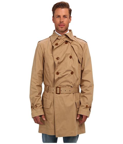 Vivienne Westwood MAN - Waterproof Macintosh (Camel) Men's Coat