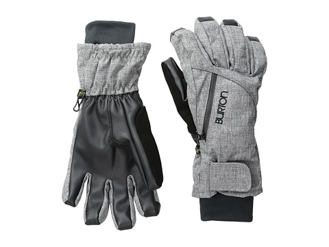 Burton - Baker 2-In-1 Under Glove (Bog Heather) Extreme Cold Weather Gloves