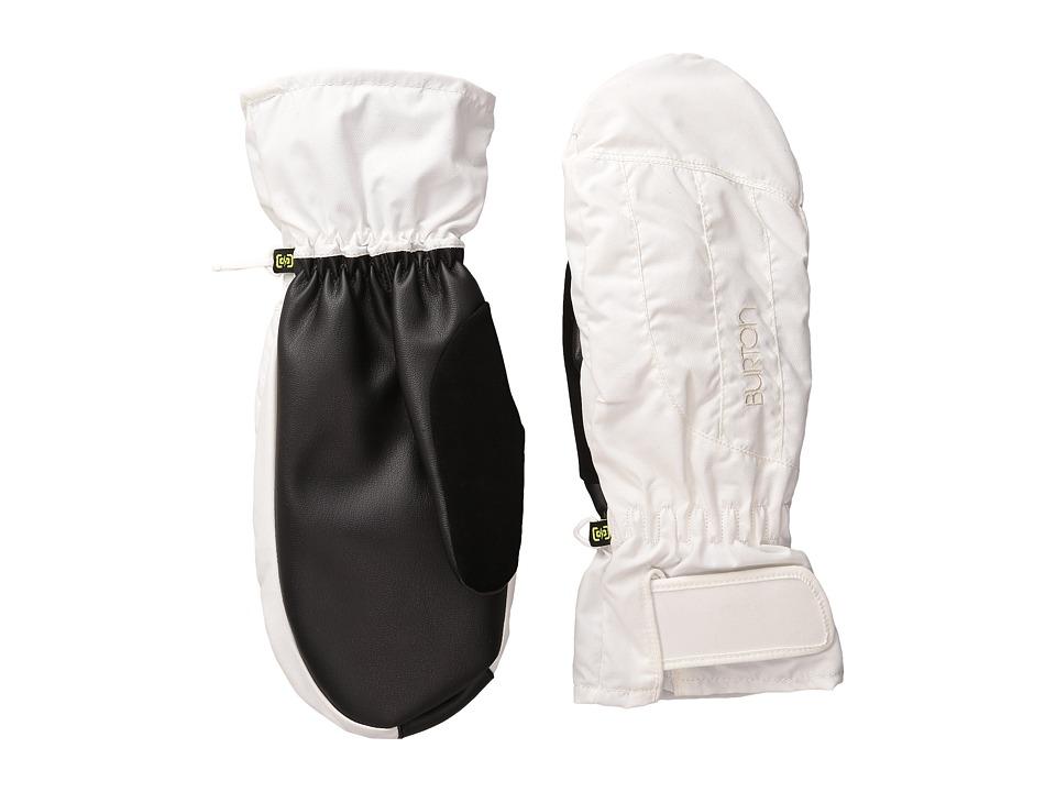 Burton - Profile Under Mitt (Stout White) Snowboard Gloves