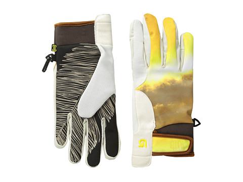 Burton - Pipe Glove (Blotto Radiant Sky) Extreme Cold Weather Gloves