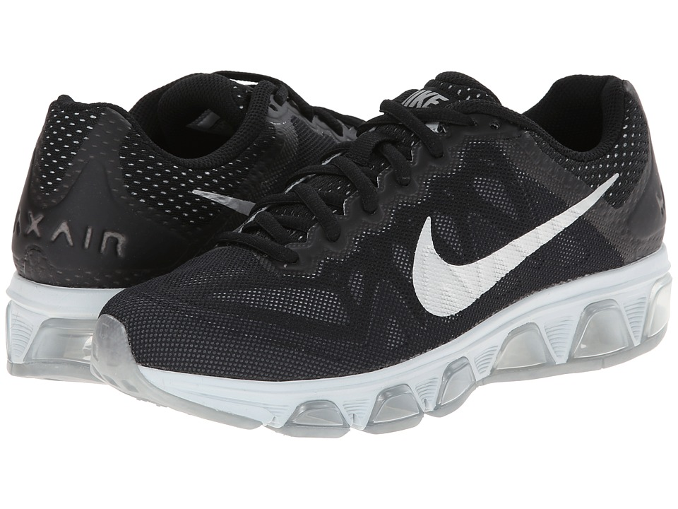 Nike - Air Max Tailwind 7 (Black/Pure Platinum/Dark Magnet Grey/Metallic Silver) Women's Running Shoes