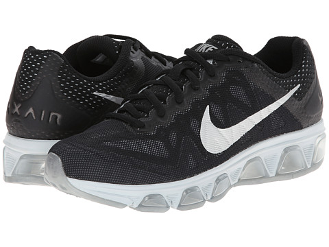 Nike - Air Max Tailwind 7 (Black/Pure Platinum/Dark Magnet Grey/Metallic Silver) Women