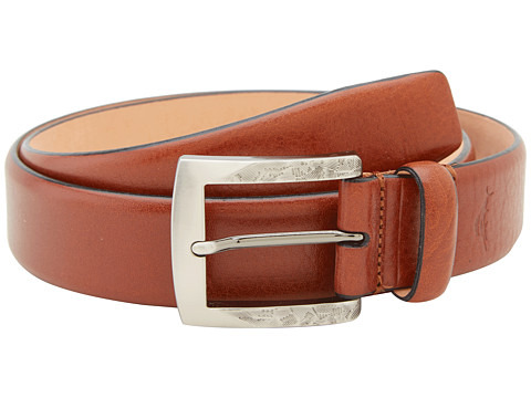 Tommy Bahama - Sicilian Belt (Tan) Men's Belts