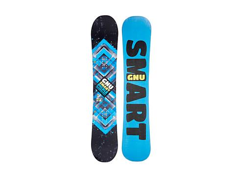 Gnu - Smart Pickle'14 153 (N/A) Snowboards Sports Equipment