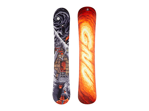 Gnu - Billy Goat'14 162 (N/A) Snowboards Sports Equipment