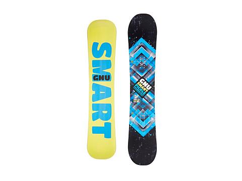 Gnu - Smart Pickle'14 153 Wide (N/A) Snowboards Sports Equipment