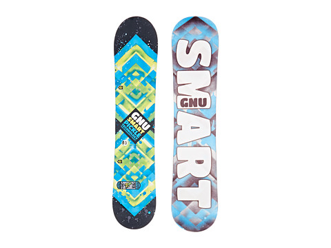 Gnu - Youth Smart Pickle'14 100 (N/A) Snowboards Sports Equipment
