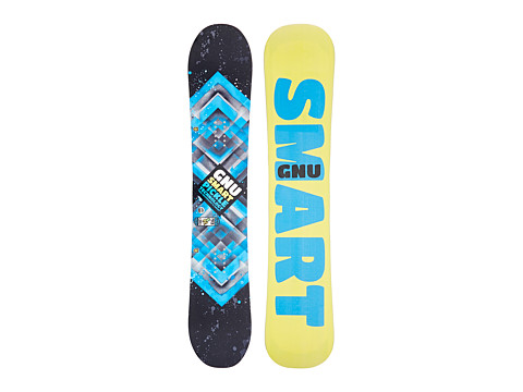 Gnu - Smart Pickle'14 147 (N/A) Snowboards Sports Equipment