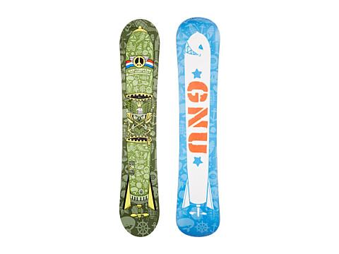 Gnu - Kass Torpedo'14 155 (N/A) Snowboards Sports Equipment