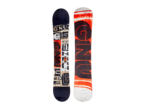 Gnu - Carbon Credit'14 150 (N/A) Snowboards Sports Equipment