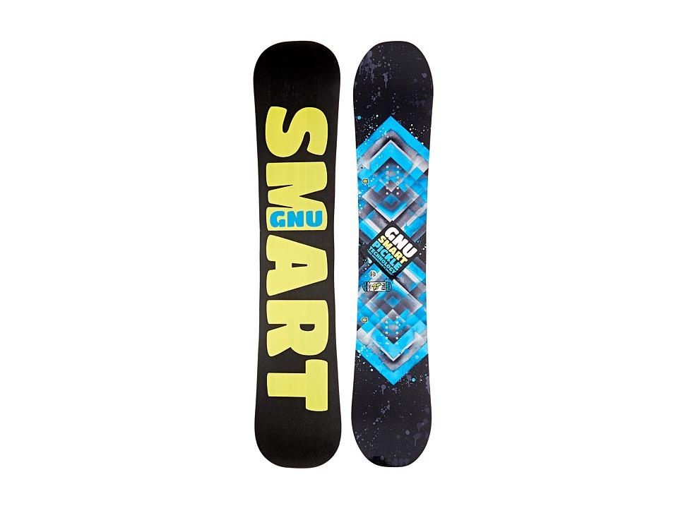 Gnu - Smart Pickle'14 159 Wide (N/A) Snowboards Sports Equipment