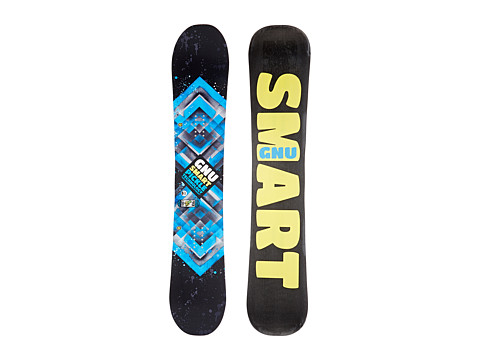 Gnu - Smart Pickle'14 156 (N/A) Snowboards Sports Equipment