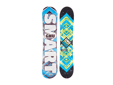 Gnu - Youth Smart Pickle'14 110 (N/A) Snowboards Sports Equipment