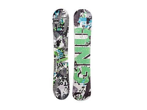 Gnu - Gateway'14 155 (N/A) Snowboards Sports Equipment