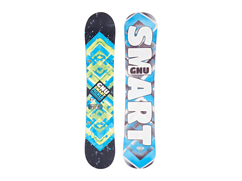 Gnu - Youth Smart Pickle'14 120 (N/A) Snowboards Sports Equipment