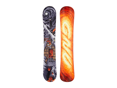 Gnu - Billy Goat'14 156 (N/A) Snowboards Sports Equipment