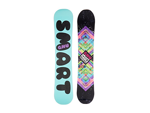 Gnu - Ladies Smart Pickle '14 140 (N/A) Snowboards Sports Equipment