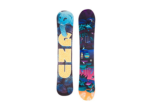 Gnu - Ladies Choice'14 151.5 (N/A) Snowboards Sports Equipment