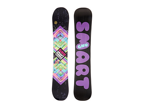 Gnu - Ladies Smart Pickle '14 152 (N/A) Snowboards Sports Equipment