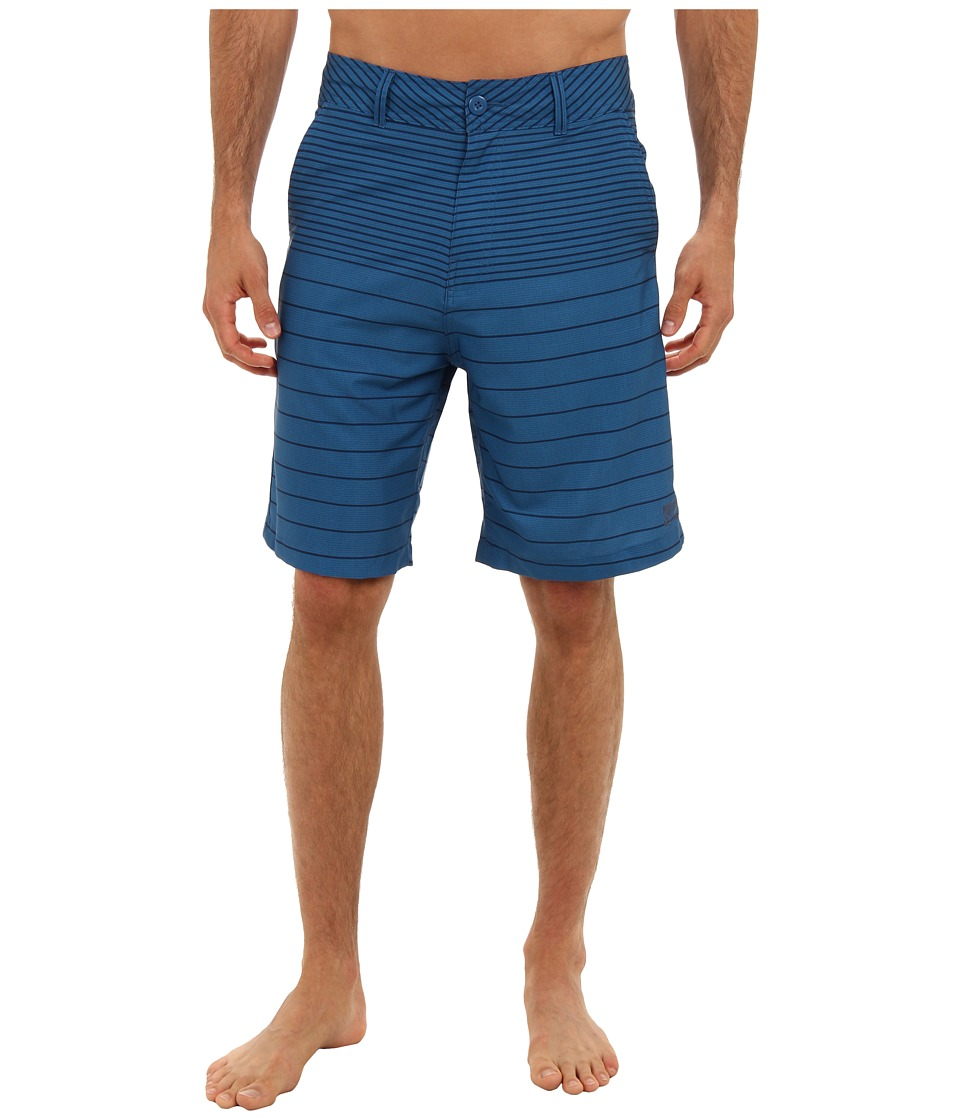 Body Glove - Amphibious Barreled Boardshort (Blue) Men's Swimwear