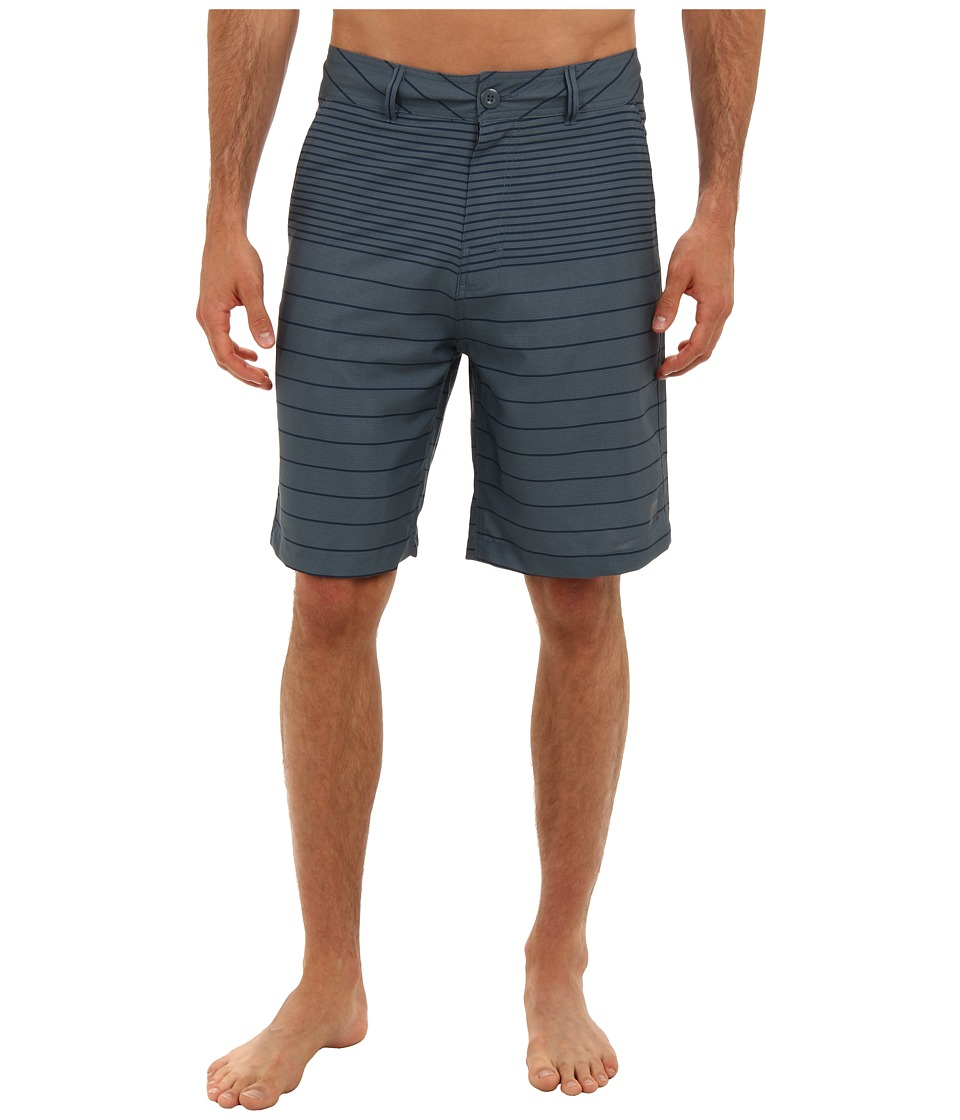 Body Glove - Amphibious Barreled Boardshort (Charcoal) Men's Swimwear