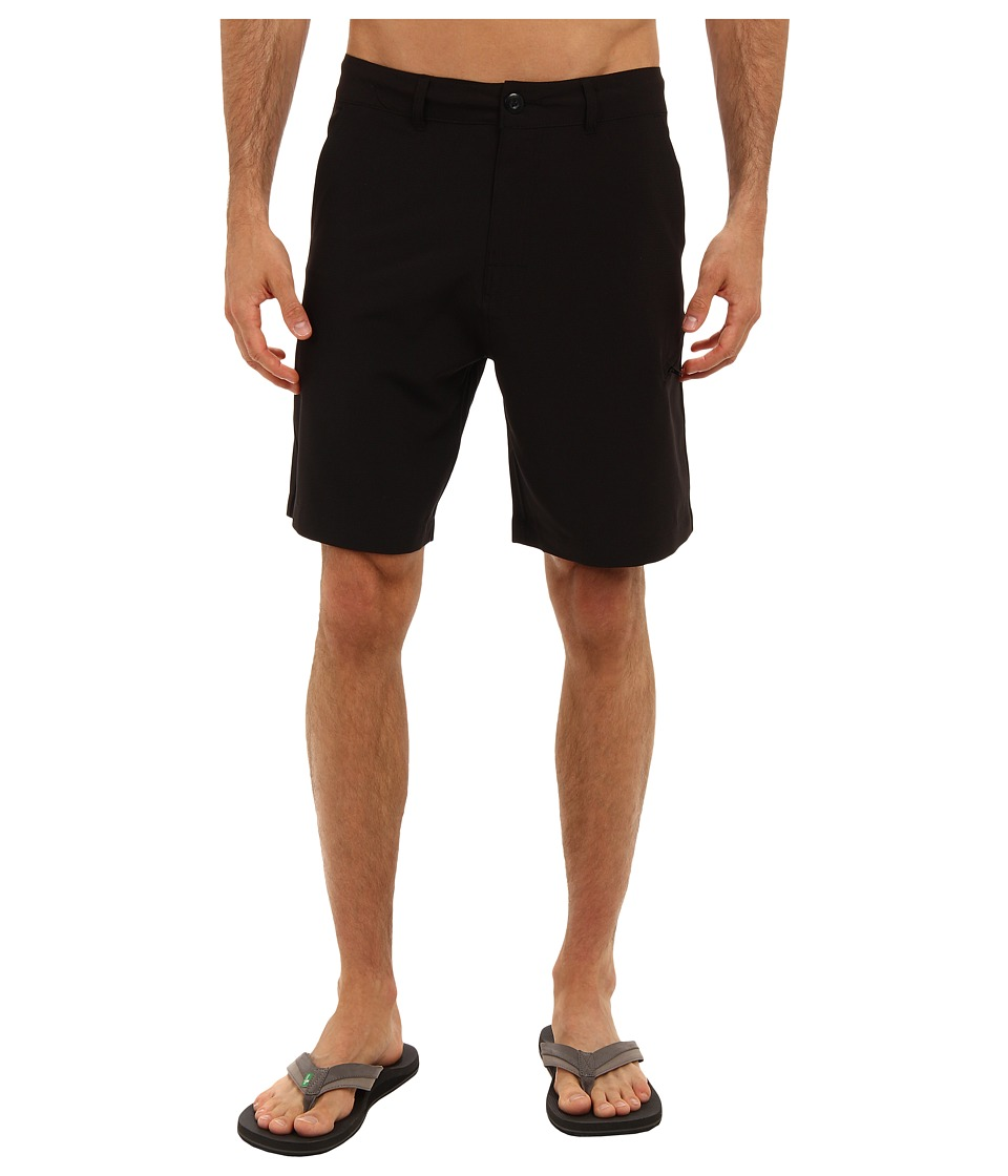 Body Glove - Amphibious Versatile Boardshort (Black) Men's Swimwear