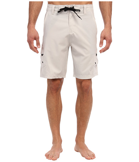 Body Glove - Amphibious VaporSkin Boardshort (Stone) Men