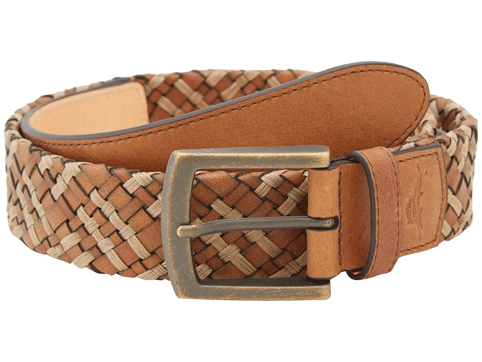 Tommy Bahama - Harrison (Brown/Tan) Men's Belts