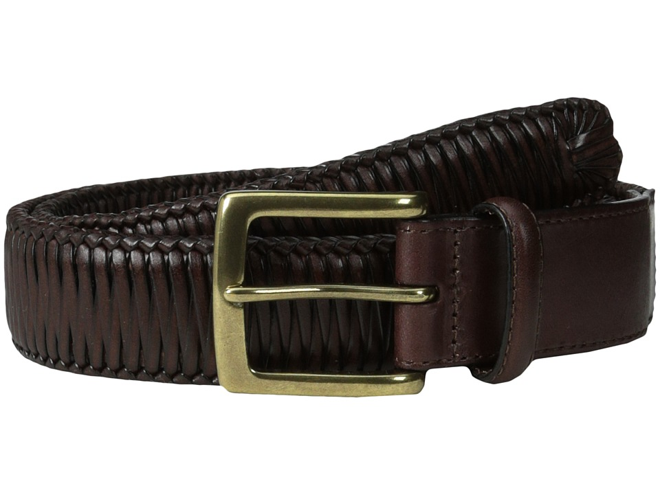 Tommy Bahama - Largo Belt (Brown) Men's Belts