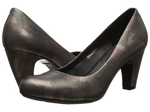 Born - Sabrina - Crown Collection (Silver Camo Metallic) Women's Shoes