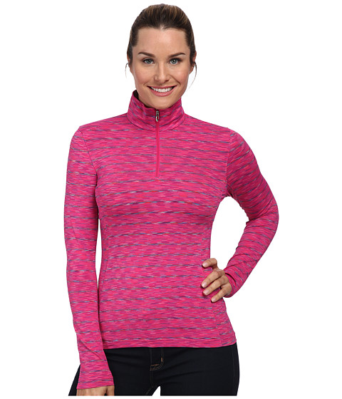Spyder - Bocca Poly Stretch T-Neck Top (Girlfriend) Women