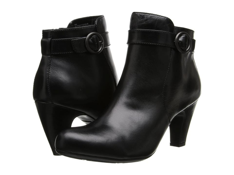 Born - Lunna - Crown Collection (Black Box Calf) Women