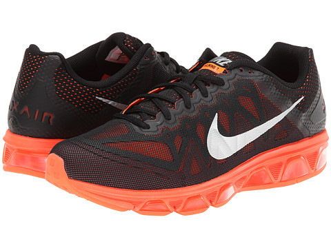 620669d393 ... UPC 091202001421 product image for Nike Air Max Tailwind 7 (Black/Hyper  Crimson/
