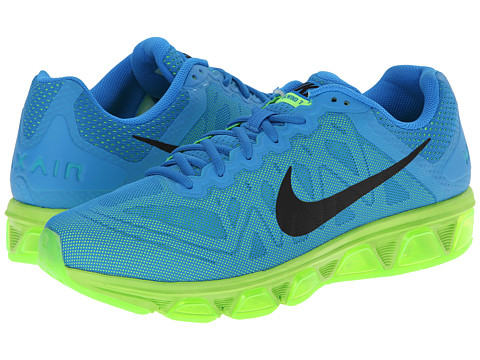 Nike - Air Max Tailwind 7 (Photo Blue/Electric Green/Deep Royal Blue/Black) Men's Running Shoes