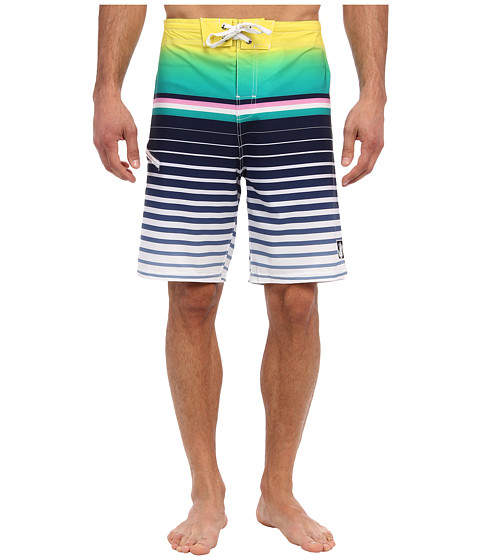 Body Glove - Baroom Boardshort (Blue) Men's Swimwear